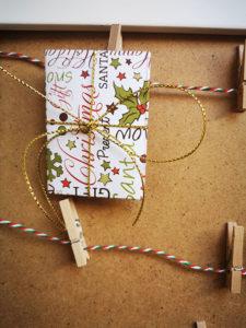 emboltoria para las chocolatines del calendario de navidad