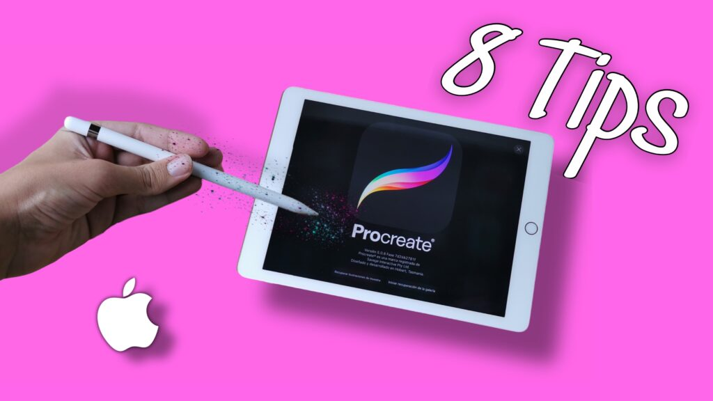 Video tips procreate