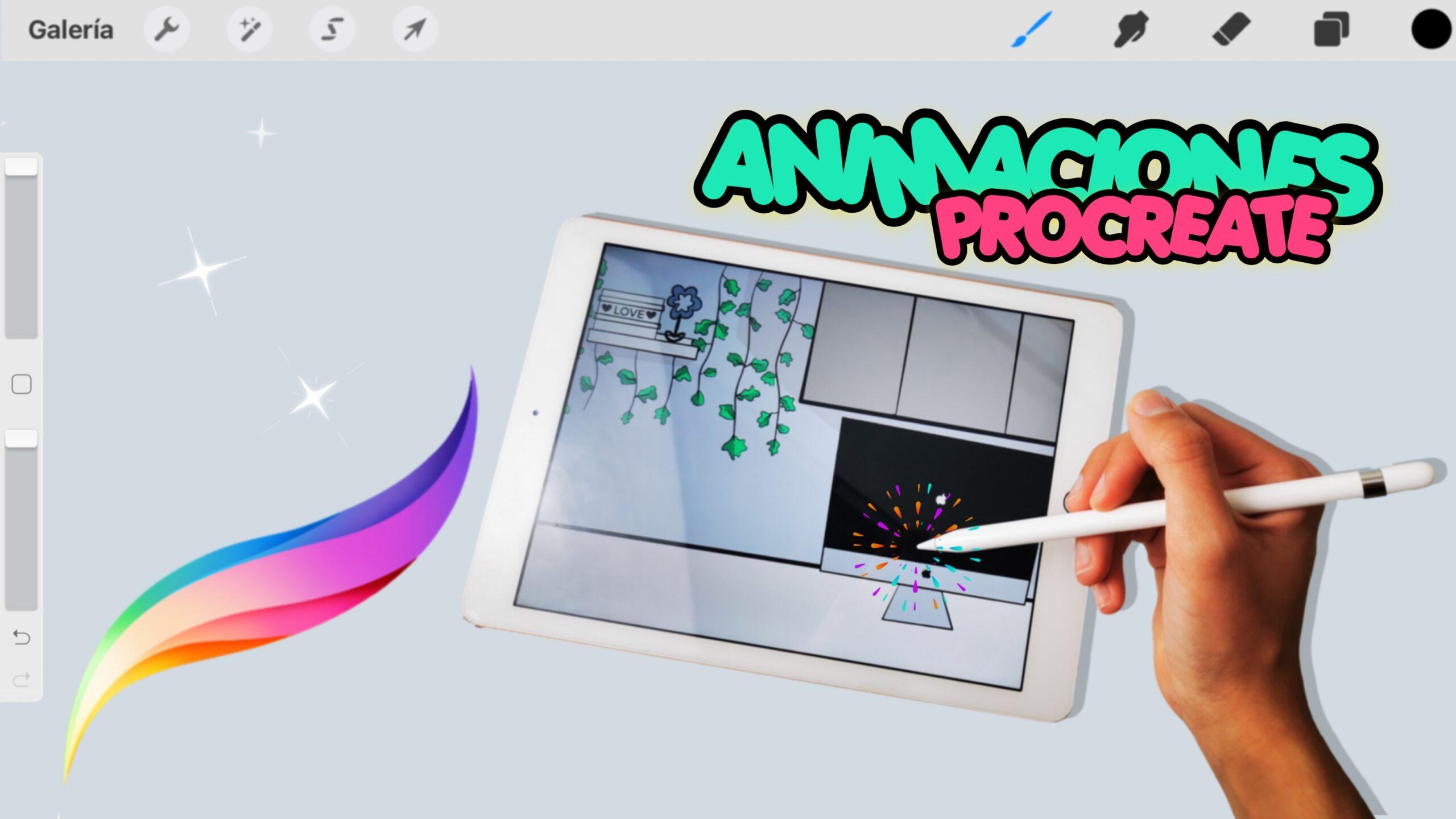 animaciones procreate