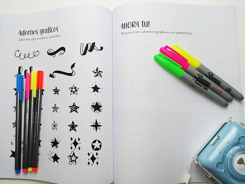 Libro lettering creativo para principiantes