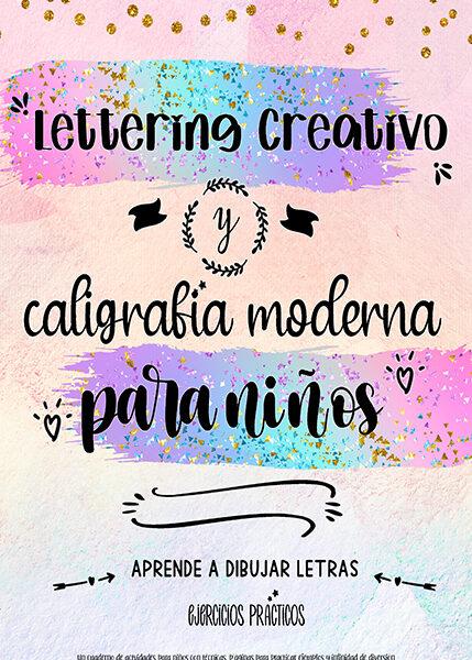 lettering para niños