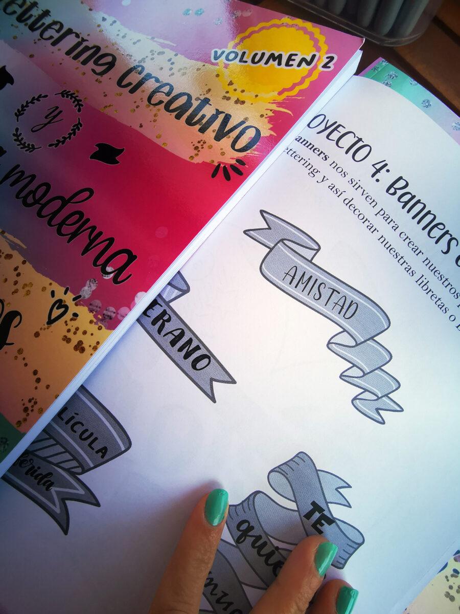 Lettering para niños volumen 2