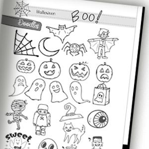 Lettering en Halloween para niños